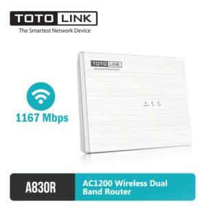 bộ phát wifi Totolink A830R