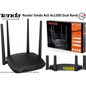 Tenda Ac5 Router wifi
