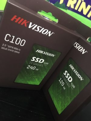 ổ cứng SSD Hikvision