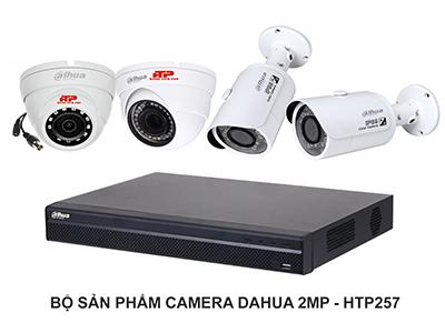 Bộ camera full HD dahua
