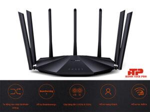 Bộ sản phẩm wifi Tenda AC23